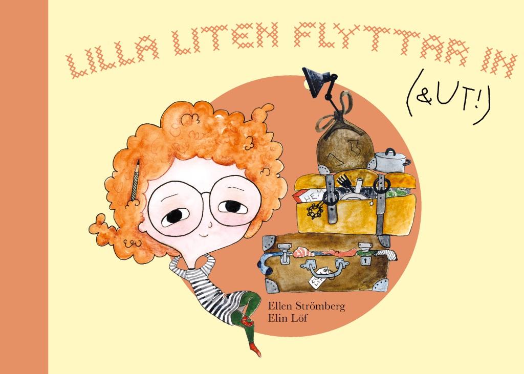 Bilderboken   Lilla Liten flyttar in  , hösten 2019.