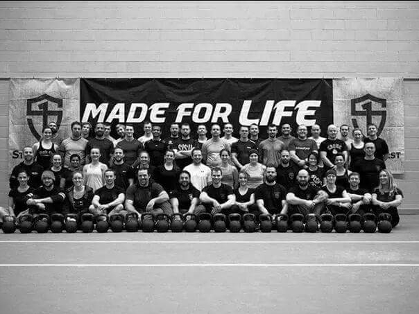 StrongFirst SFG November 2014 with Iron Tamer Dave Whitley and Fabio Zonin