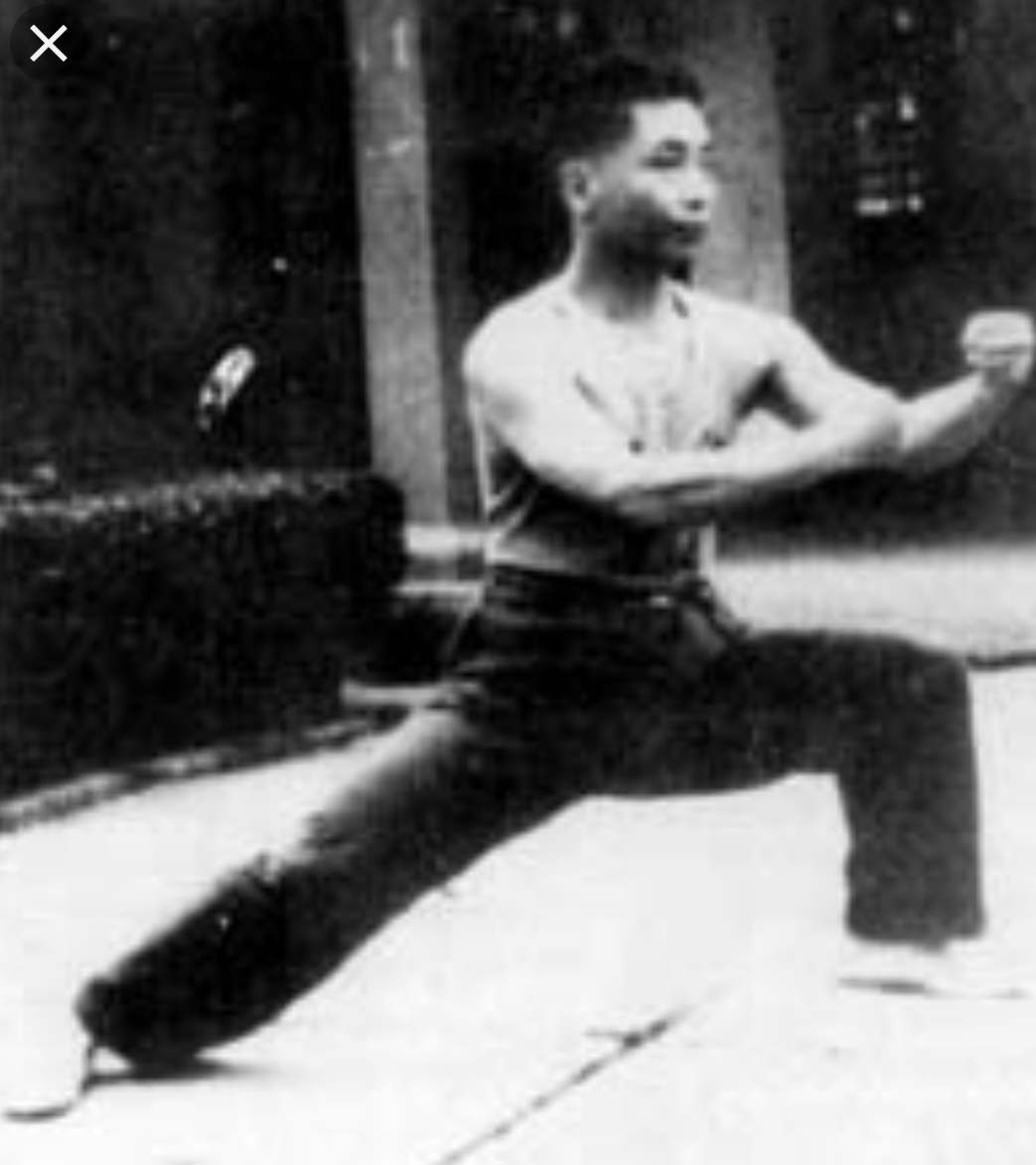 Chen Zhaokui (1928-1981) who took his fathers Xinjia forms back to Chen village.