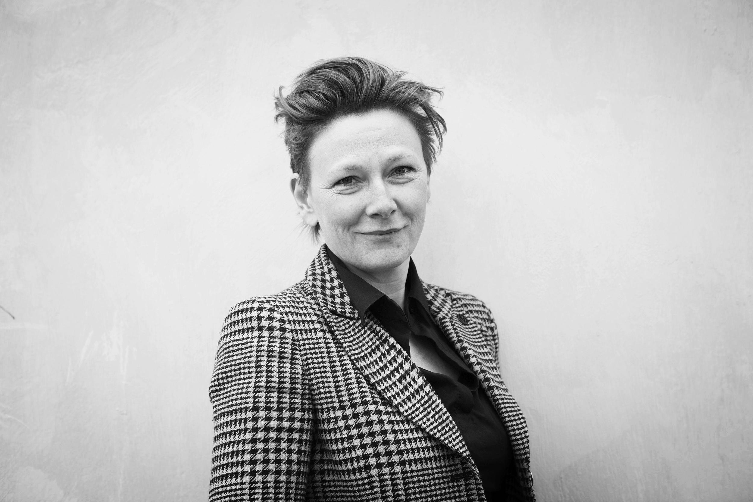 Karen Albertsen, redaktionssjef i København