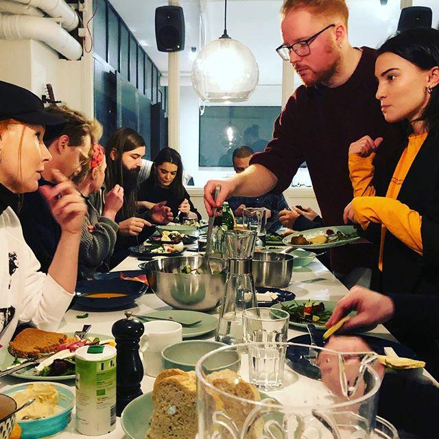 Tisdagslunchen - en mångårig tradition på Munck i Stockholm!