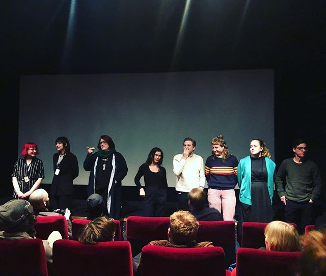 Här har vi dem - finalisterna i Short Dox på #tempofestival! Grattis alla, på lördag får vi veta vem som vinner.