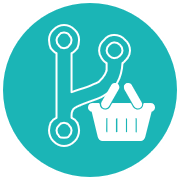 SICHER UND EFFIZIENT KOMMISSIONIEREN - Für Bestellungen von Kunden oder Produktionslinien werden die Verfügbarkeit der Bestände automatisch geprüft und die entsprechenden Waren reserviert.Picklisten lassen sich wegeoptimiert generieren. Der Mitarbeiter wird sicher und auf schnellstem Weg zu den Lagerplätzen geführt. Der Status der Pickliste lässt sich jederzeit einsehen. So verlässt jede Lieferung fehlerfrei Ihr Lager.