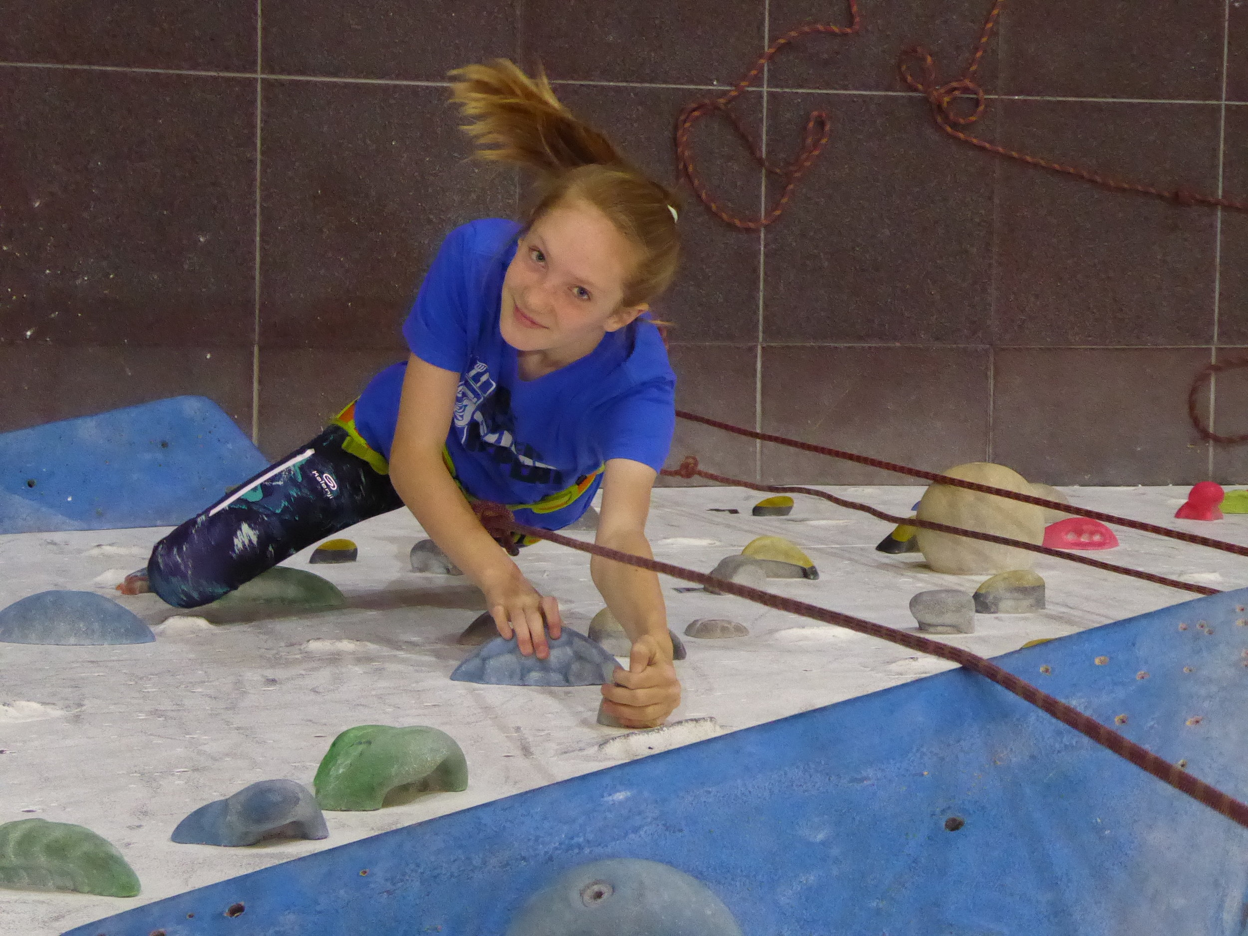 Young Climbers Club - Ages 13-17£12 per Session or £100 for a block of 10Sunday 13:00-15:00Thursday 19:00-21:00
