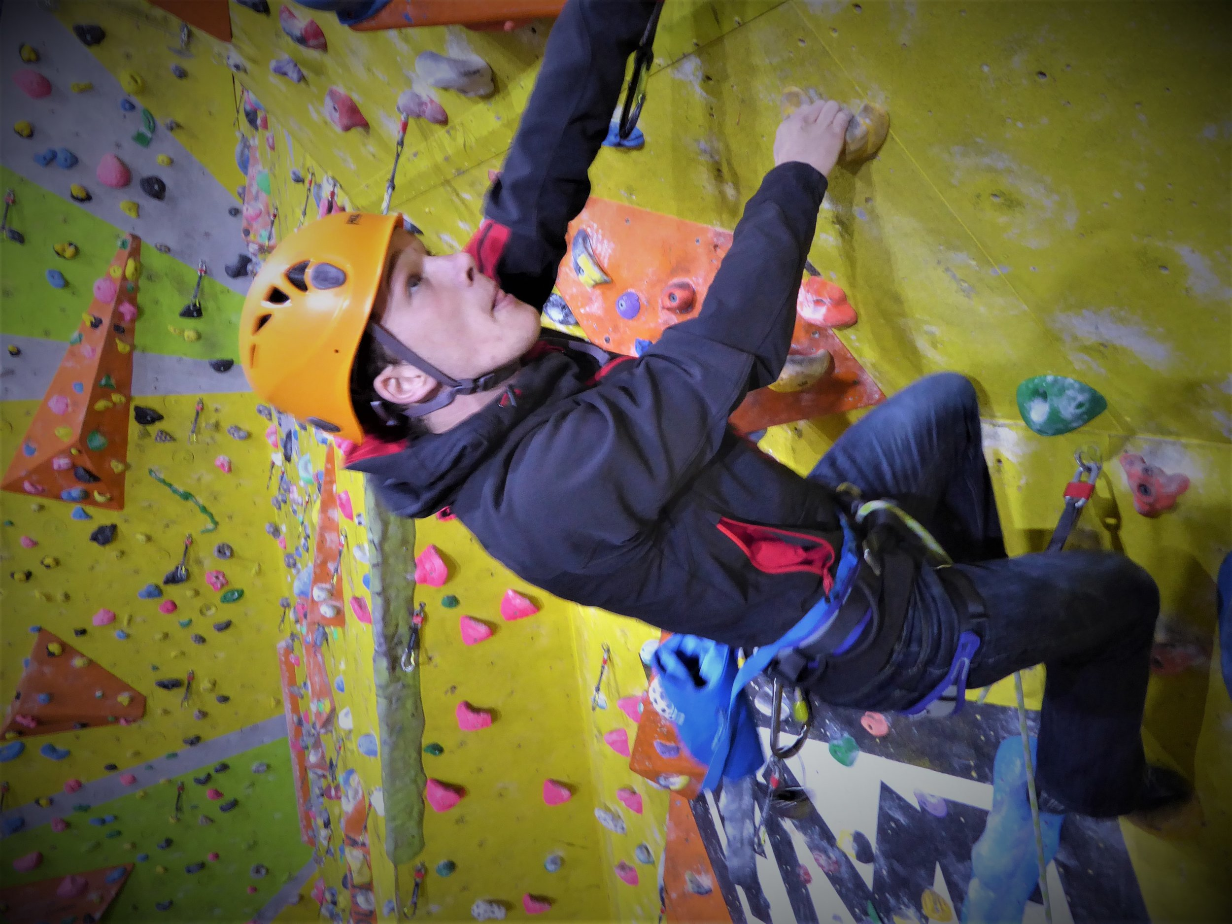 - £15 per person per sessionAges 13+ (Must already be competent in top rope climbing)Saturday 15:15-17:15