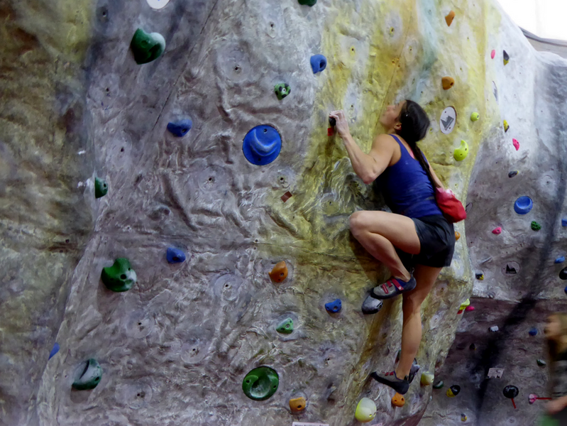 - £16 per person, per sessionTuesdays 19:00-21:00Wednesdays 19:00-21:00Saturdays 15:30-17:30To complete a bouldering & autobelay induction you should book on to one session of our introduction to climbing course.The Introduction to climbing course is the first step for people wanting to start climbing. We cover the basics and guide you through your first climbing experiences, giving you the skills to join as a member.Please collect a bouldering & autobelay induction form upon arrival and bring it to your instructor to complete during your session.