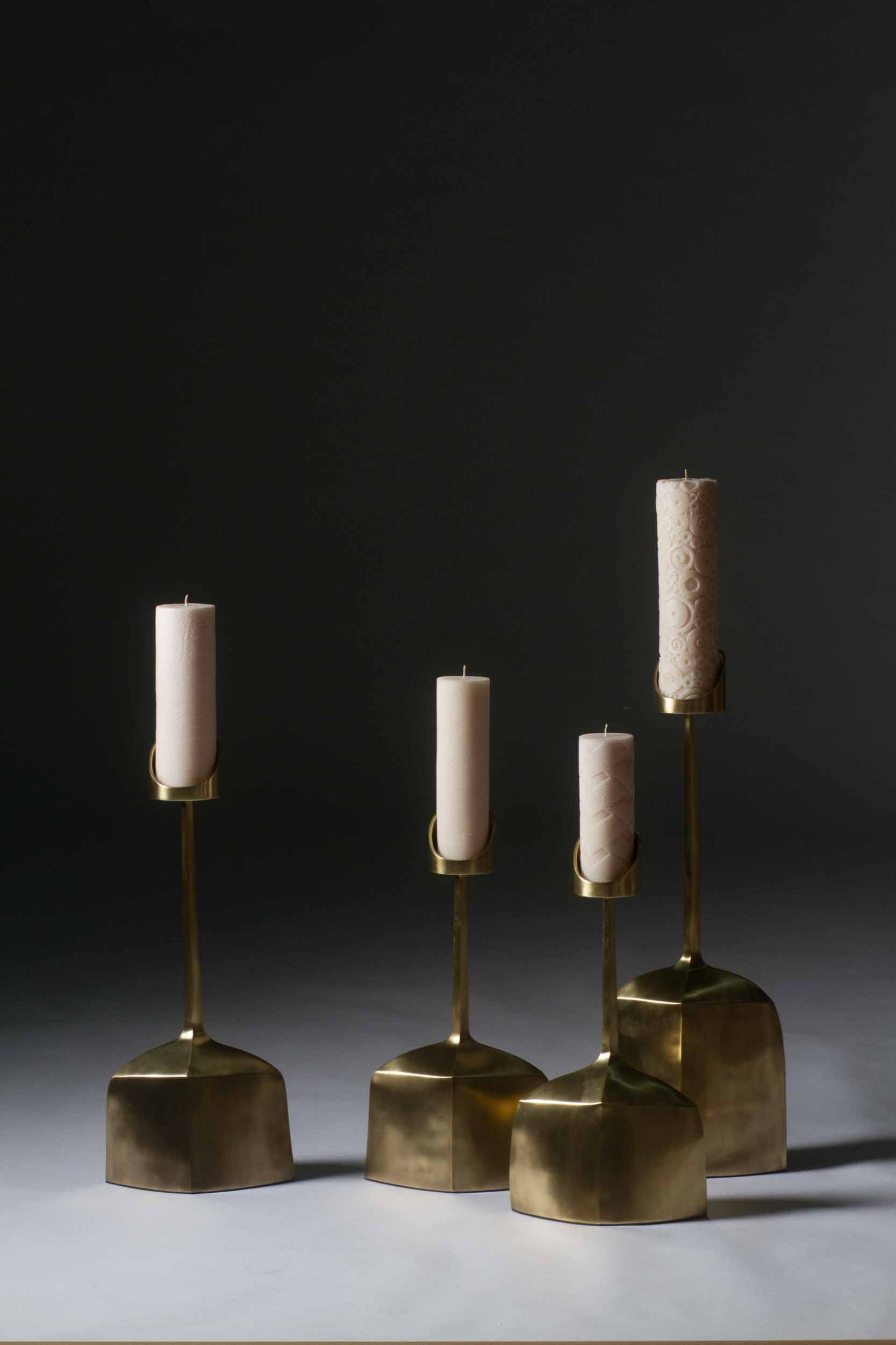 SHAGREEN TEXTURED CANDLES - SHOP NOW