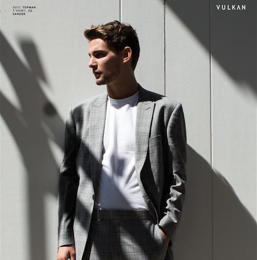 Freddie Thorp / Vulkan Magazine