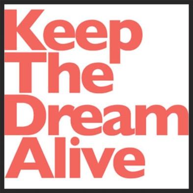 Keep The Dream Alive  Uppdrag: ljud År: 2015  Mer information