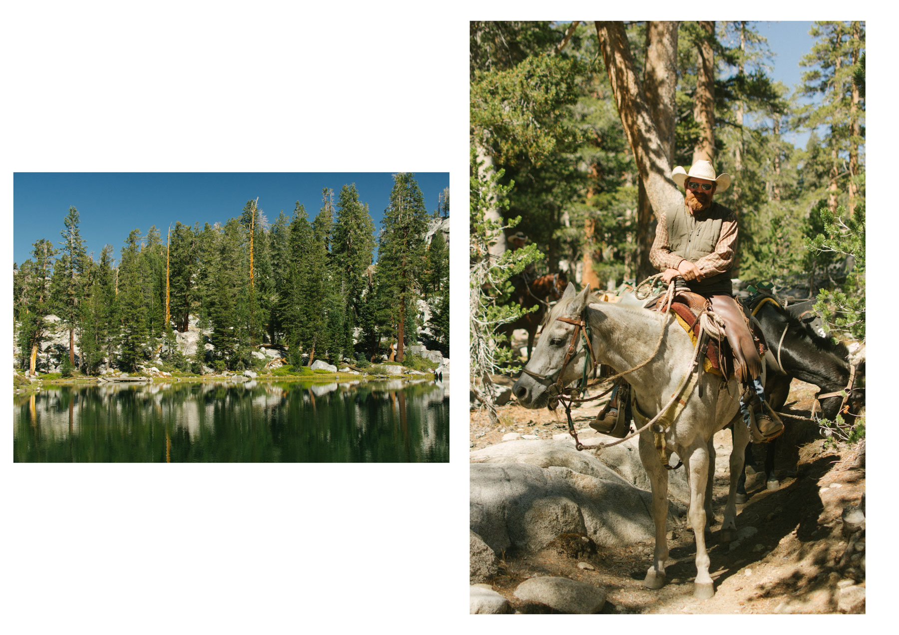 Emerald Lake and Ranger