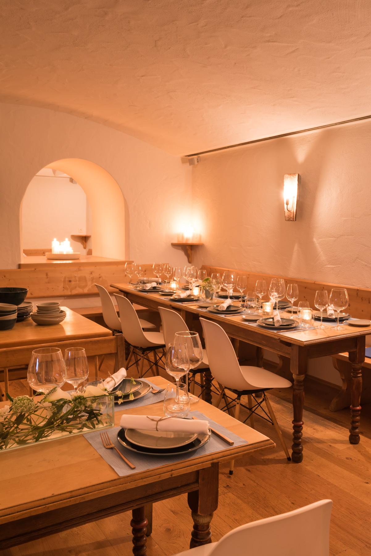 Restaurant Ambiente.
