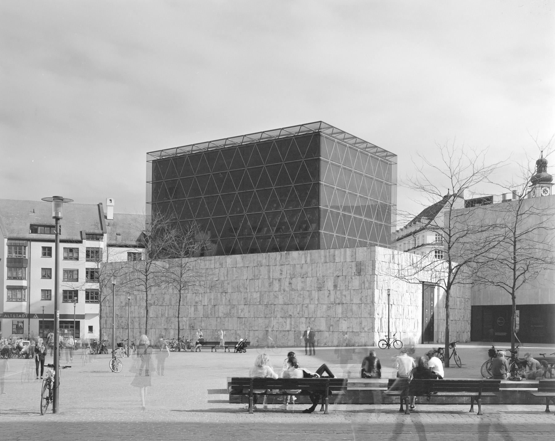 Ohel-Jakob Synagoge München