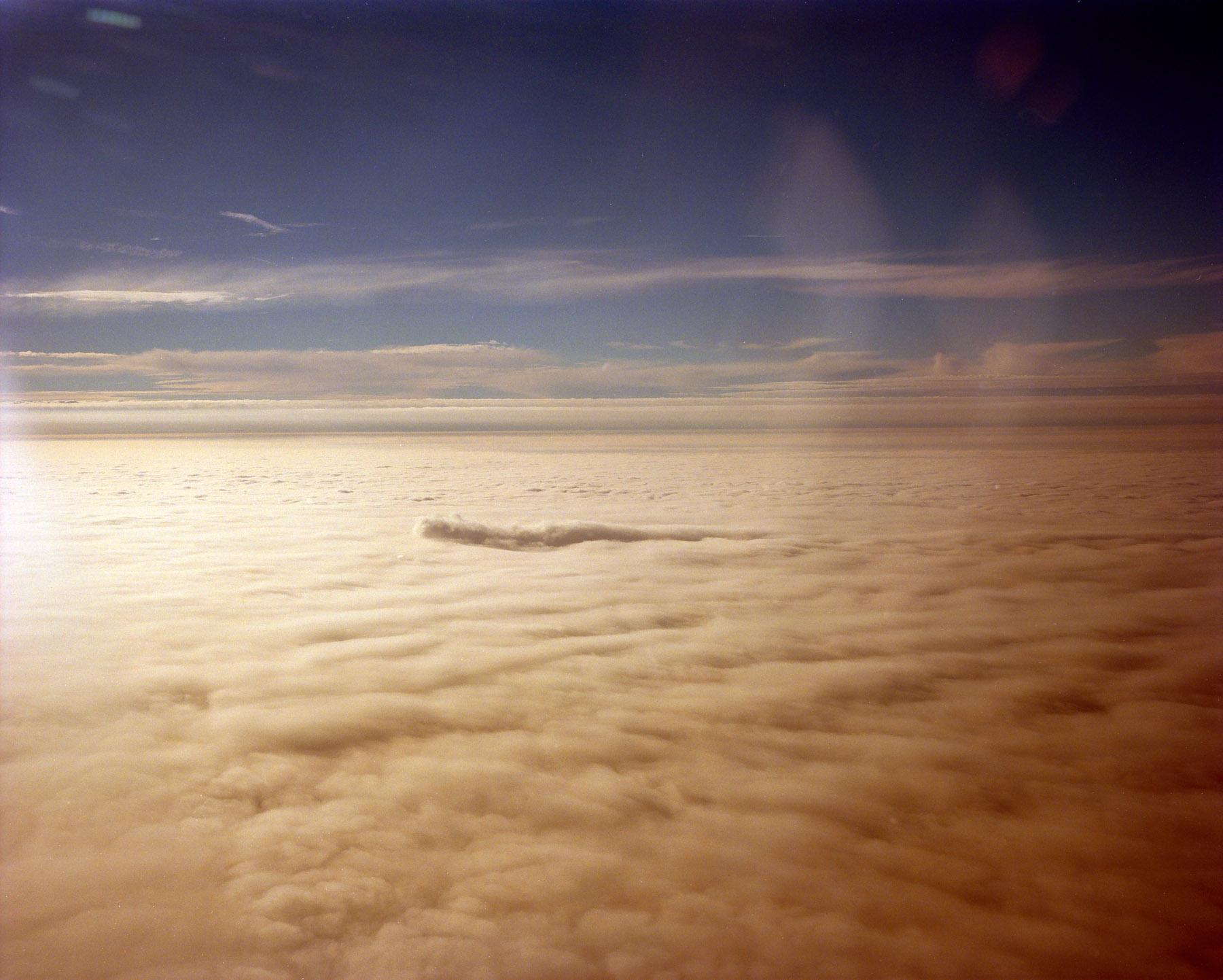 Baleine de nuages