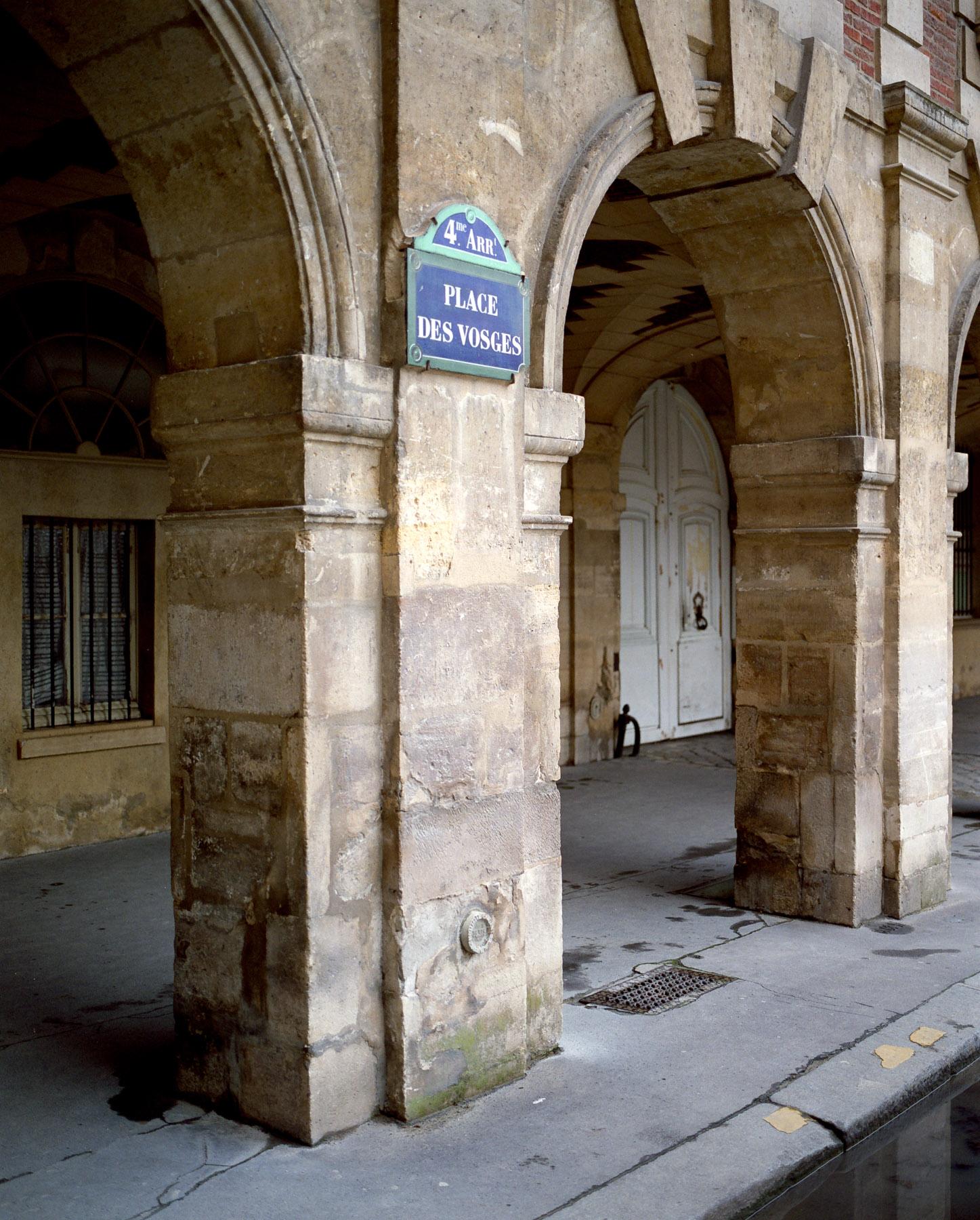 Place des Vosges No.9