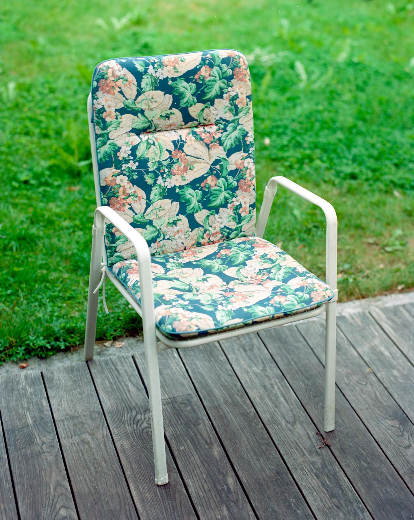 Sommer Stuhl
