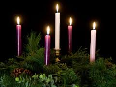 Traditional Advent Wreath