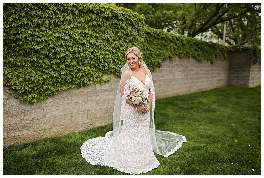 """Bride - """"Allison was the best wedding day coordinator! She helped from start to finish and took the stress away from me. Her interns were super sweet and made sure the venue was set up exactly like how we described. She asked a lot of questions ahead of time and was super organized the day of the wedding. I highly recommend using Royal Weddings for your next event.""""— Luisa, 2019"""