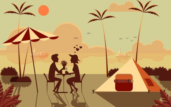 romantic-date-background-love-couple-beach-icon-silhouette-decor-cover.png