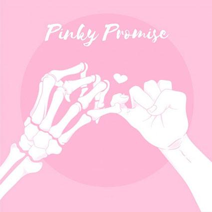 Pinky promise verbreken: Belofte maakt schuld en creëert zelfhaat