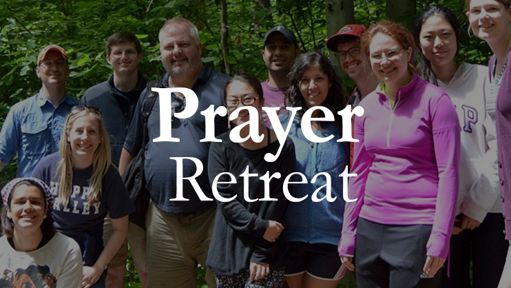 Once a year in the spring we go the Spruce Lake Retreat Center in the Pocono mountains of PA to spend time with each and with the Lord.   Visit FB to see our upcoming events.