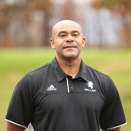 James Braxton  Director of Athletics