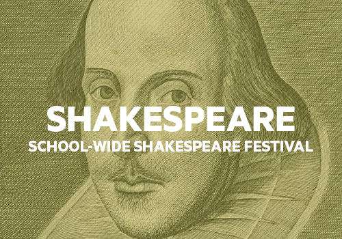 All the World is a Stage - Find out how Shakespeare helps students understand politics, love, and the human condition.