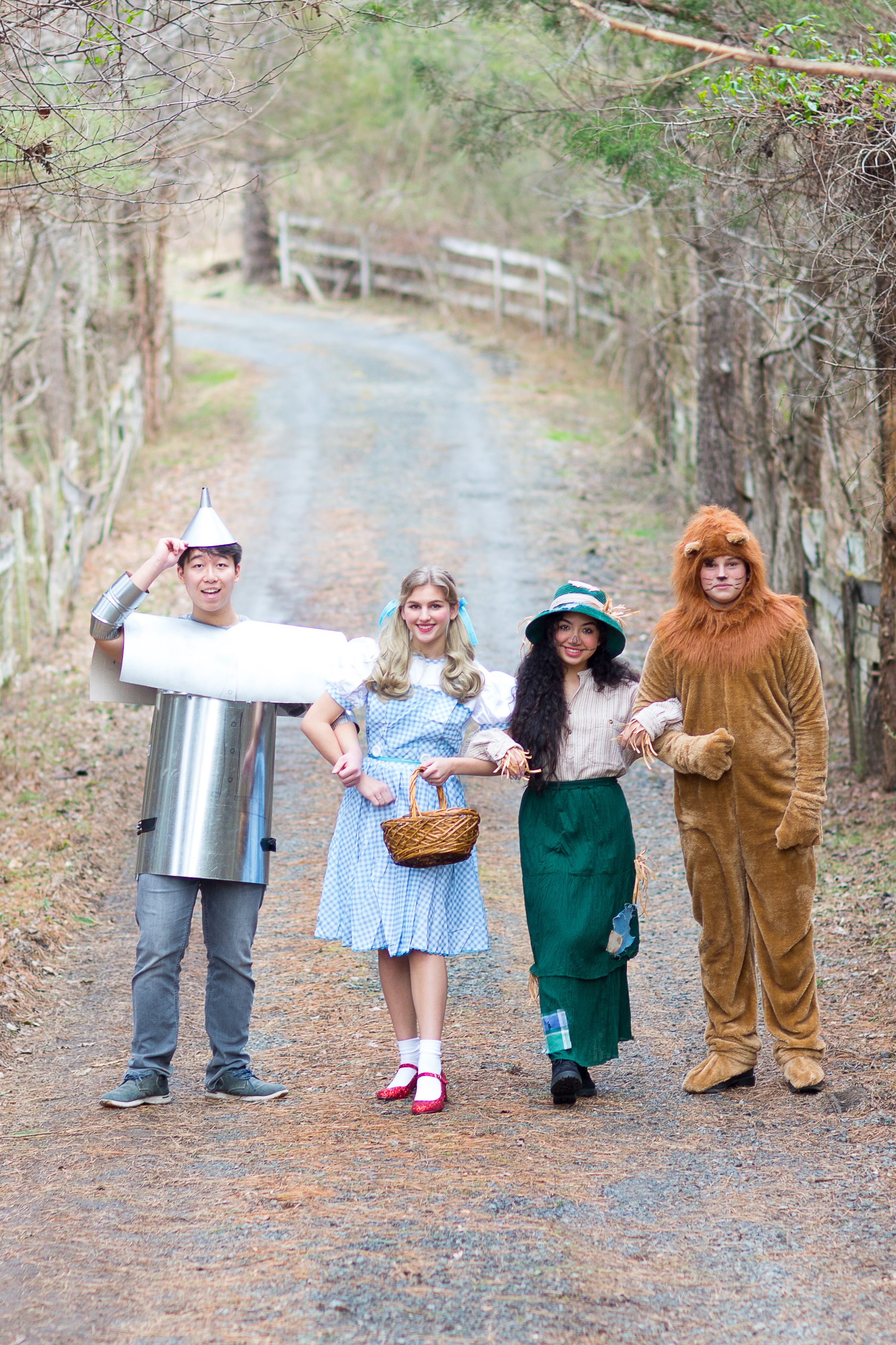 THE WIZARD OF OZ<span>2019 production of The Wizard of Oz. This 80th-Anniversary production goes over the rainbow.<span>