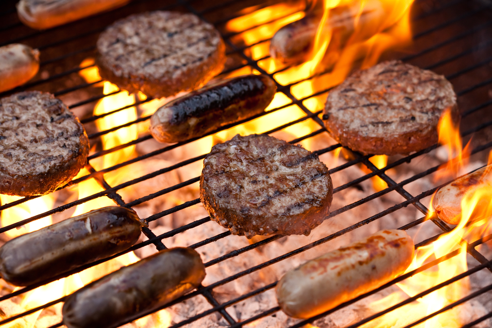 AFTERNOON/EVENING COOKOUT! - BBQ IN THE BULLRING | CANTEEN | 6:00 - 8 PMBBQ and all the fixins served at the Canteen. Grab a plate and find your favorite spot on the Hill. Lawn games will remain setup. Make sure to take pictures and hashtag them #HOMETOTHEHILL2019!!!