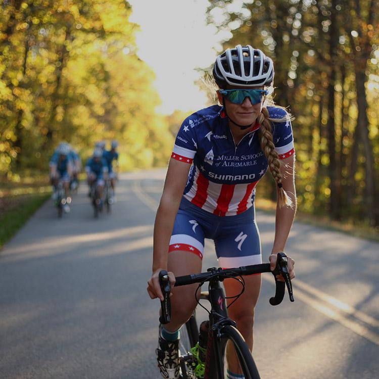 CYCLING<span>MSA's cycling team is the world's premier school-based junior development cycling program.<span>