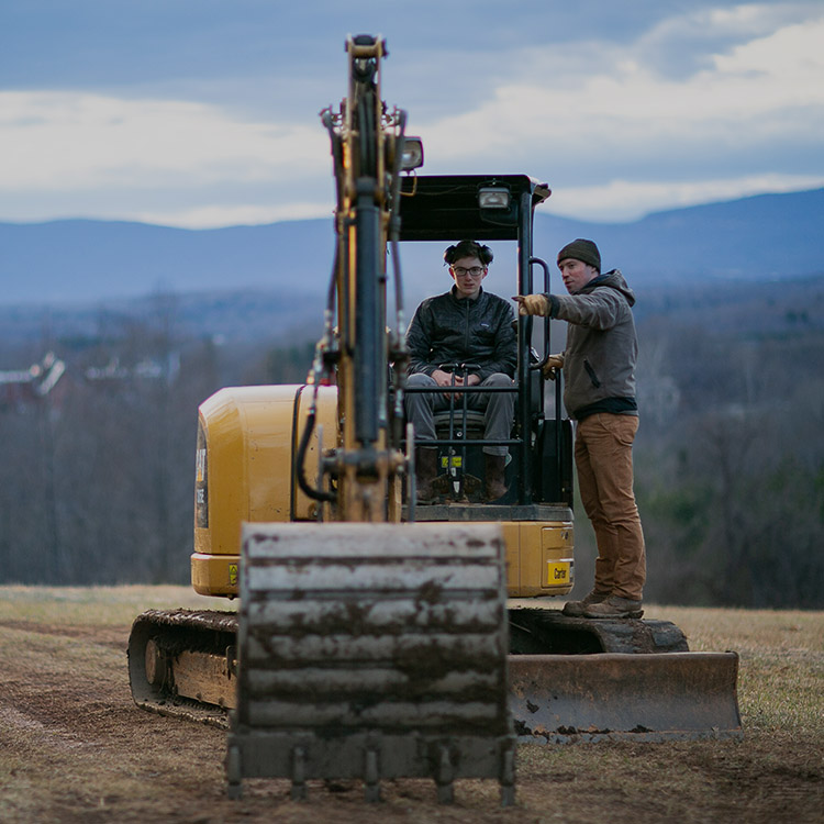 LAND MANAGEMENT<span>This cross-curricular program provides unparalleled experiential learning opportunities to students and utilizes MSA's 1,600-acre campus as classroom.<span>