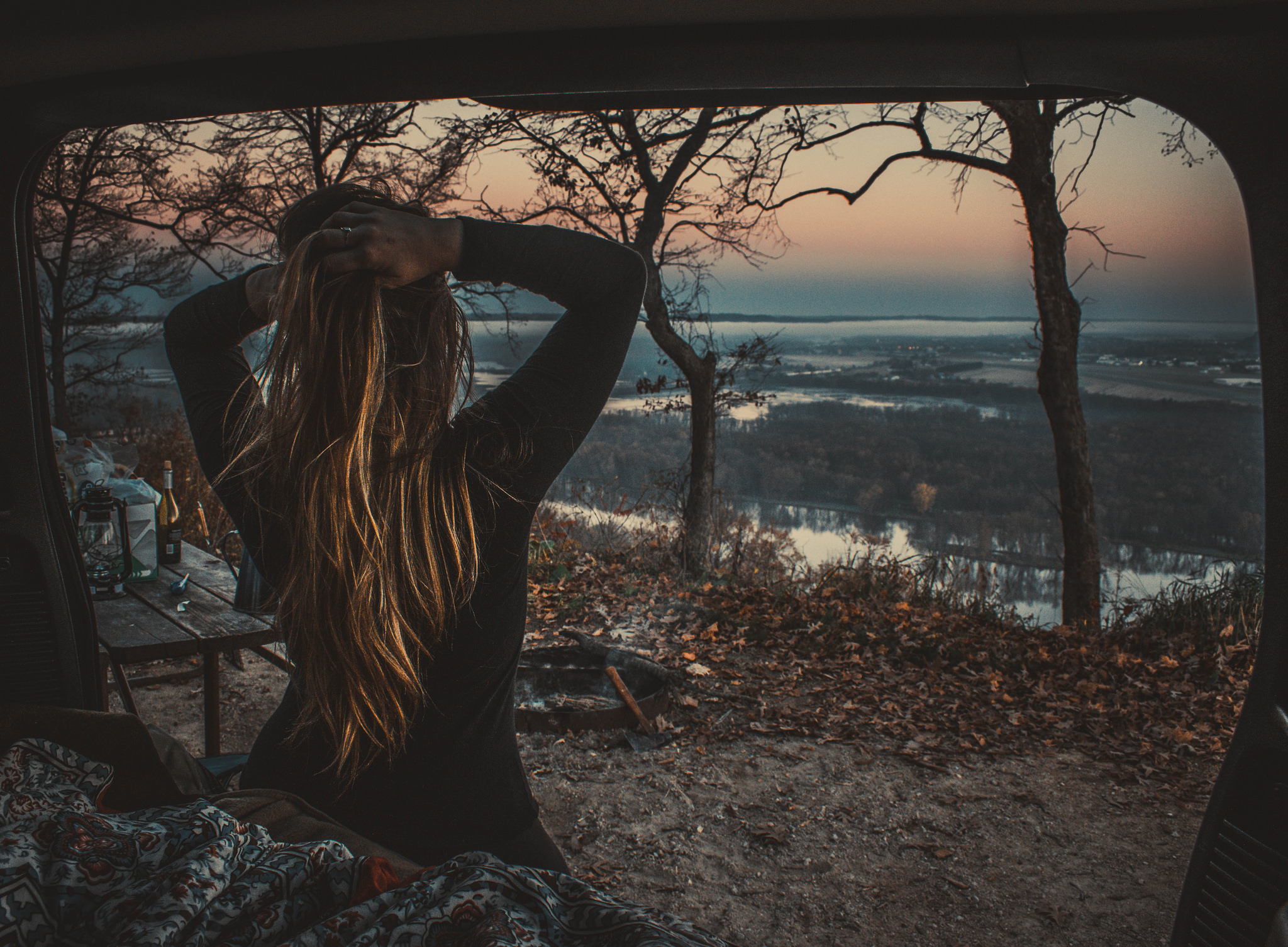 Wyalusing State Park Camping