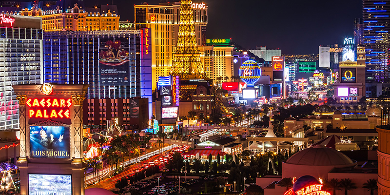 Las Vegas, USA  From the home of casino, our Las Vegas team covers roles across the USA and worldwide, building relationships throughout the states.