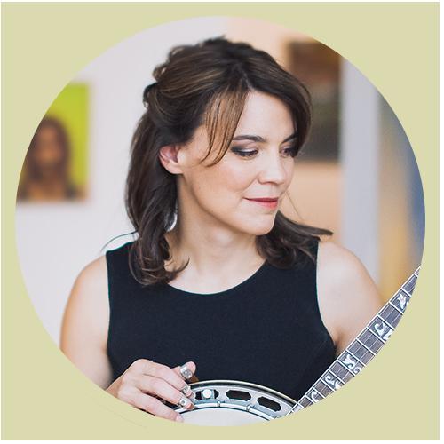 Kristin Scott Benson   Brevard, North Carolina banjo instructor