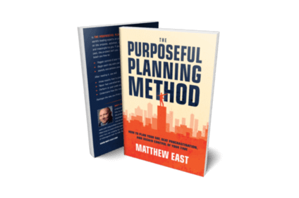 The Purposeful Planning Method Chapter Four Productivity Coaching By Matt East