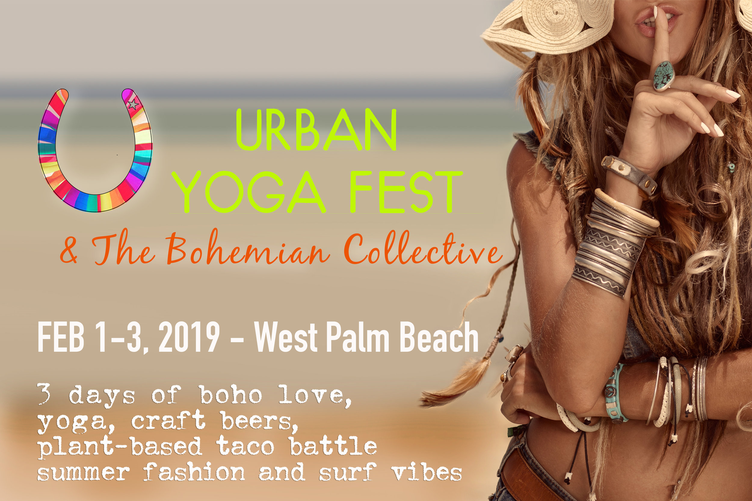 yoga palm beach festival
