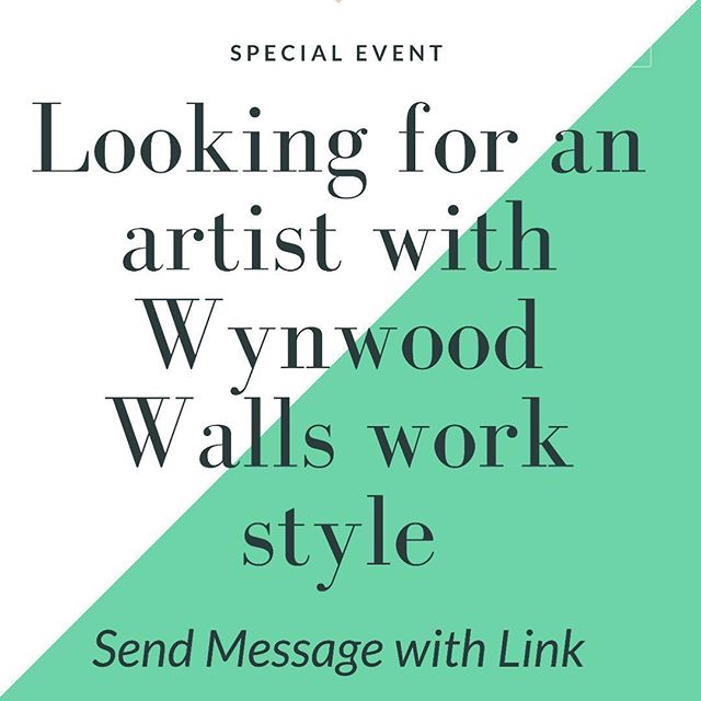 Looking for an artist to paint 2 custom boxes with a #pop #wynwood #wynwoodwalls style LOCALS ONLY (South Florida)#artist#miami#browardcounty #palmbeach