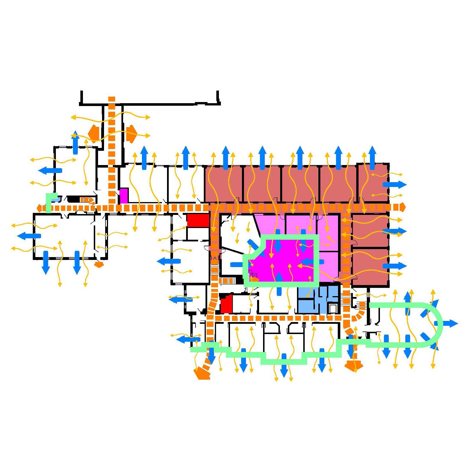 st johns school, leatherhead | hamilton building