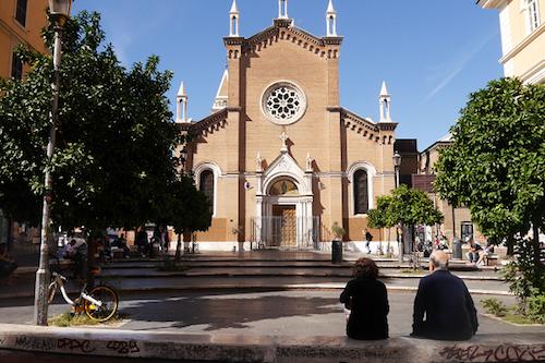 San Lorenzo - de authentieke studentenwijk van Rome
