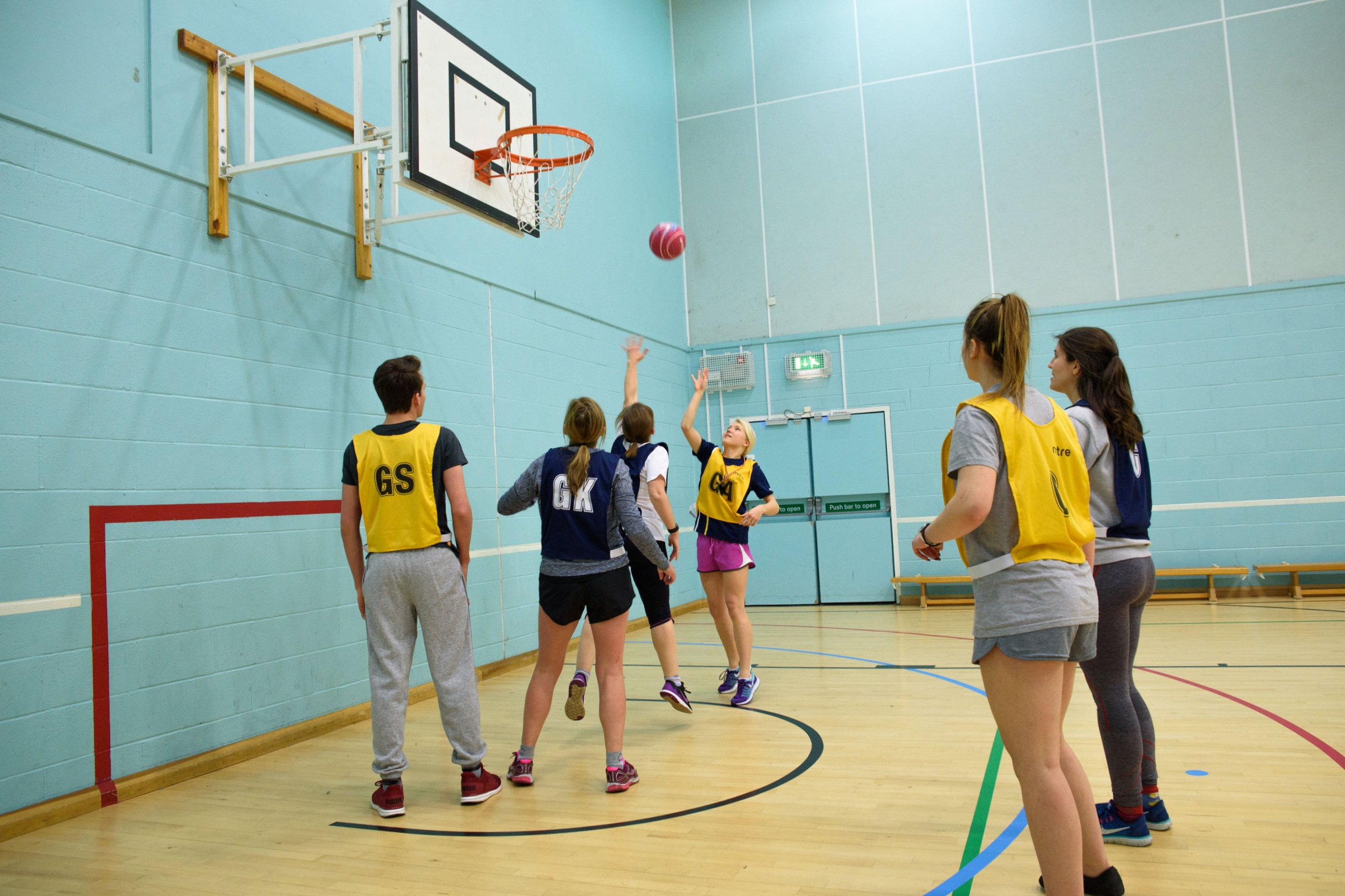 Tuesday night netball - every tuesday evening 8-9pm(everyone is welcome!)City academy, 299 bluebell rd, norwich, nr4 7lp