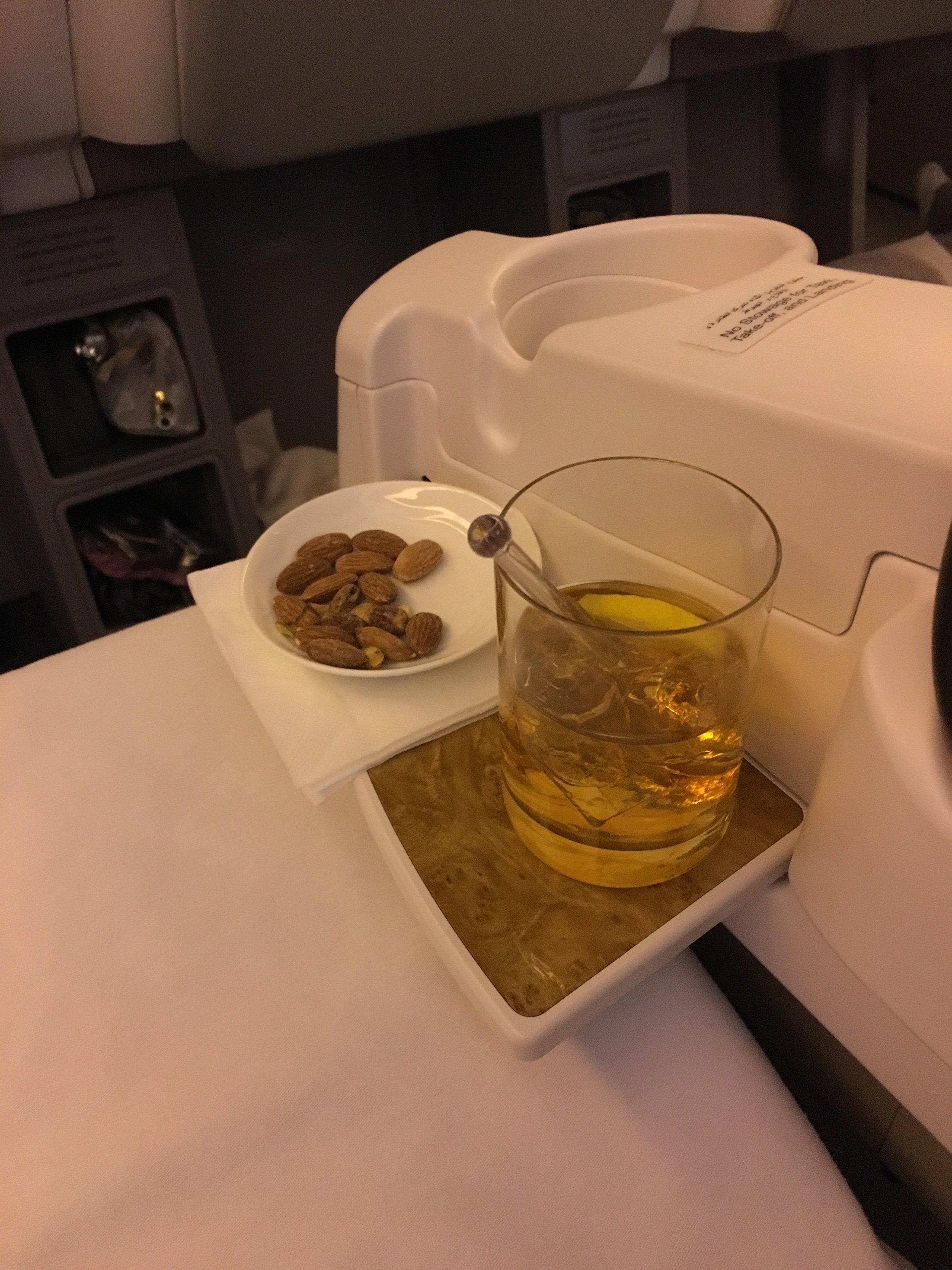Chivas Regal 18 year old Scotch whisky