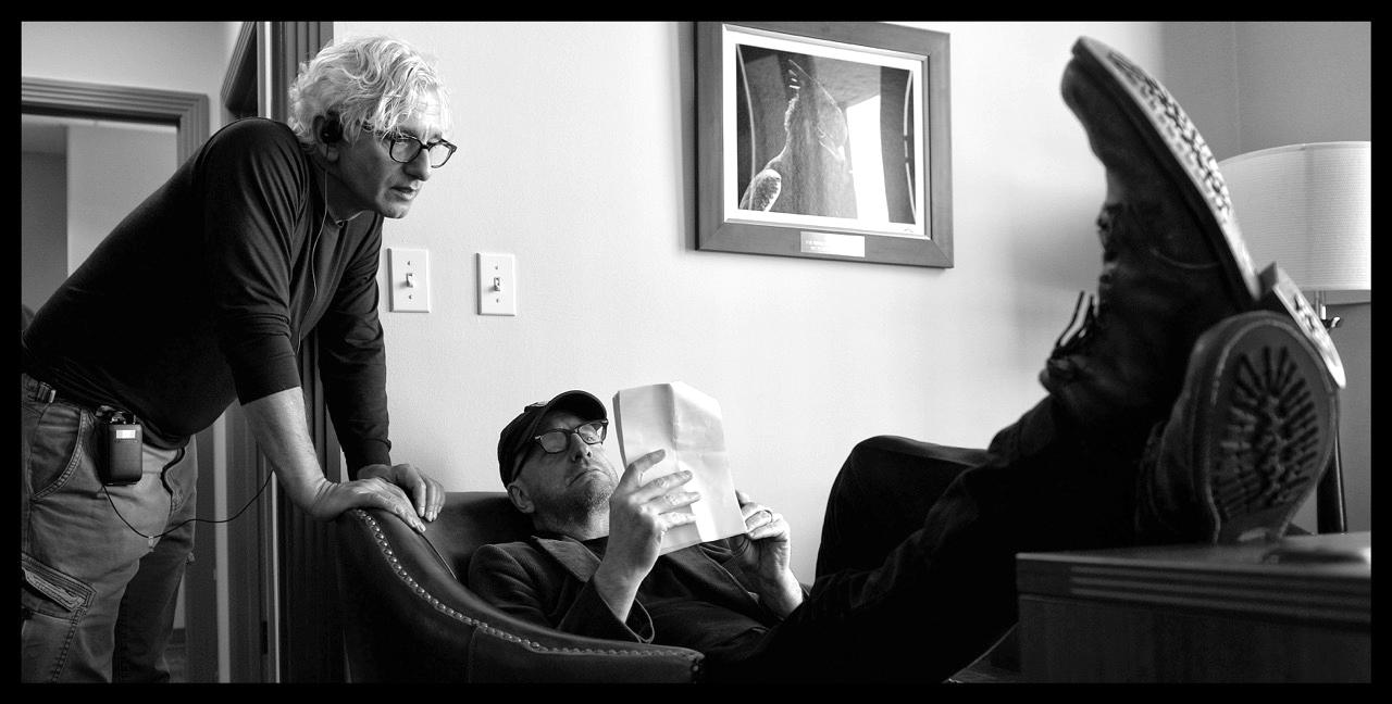 Ed Solomon & Steven Soderbergh. Mosaic.