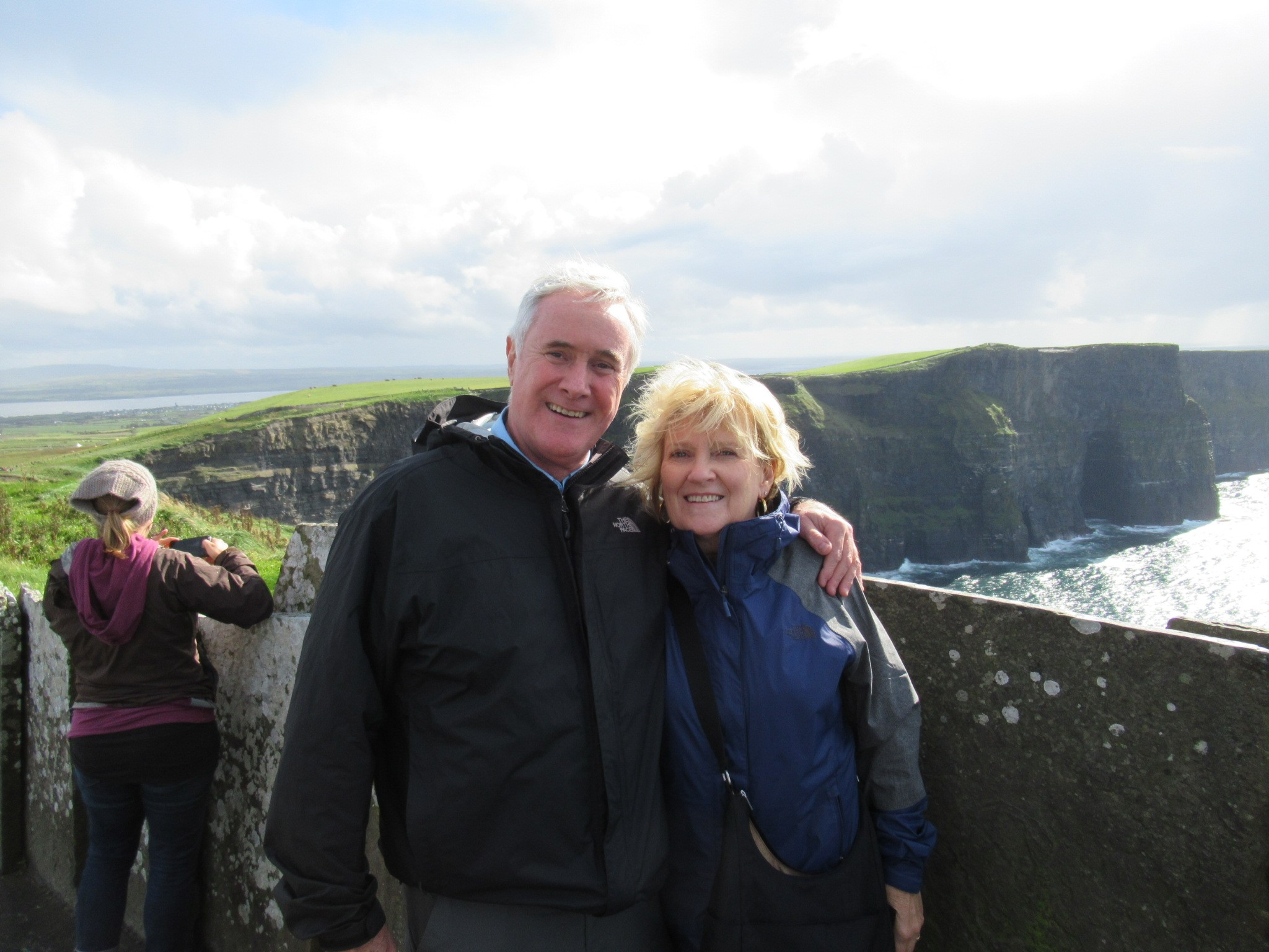 Coach trip to ireland - Initially we attempted to plan our Ireland trip ourselves. However, after several frustrating and overwhelming starts we turned to Karen. She quickly reassured us with her knowledge and experience.. She understood our interests and concerns and despite a tight timeline she delivered a travel package that resulted in a wonderful and memorable experience!! Thank you, Karen for walking us through our likes and dislikes and creating an experience that will live with us forever!! Peg P and Tim R - Lilydale MN. Traveled Sept. 2017