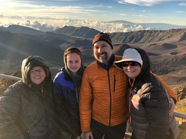 Anniversary trip, hawaii - We couldn't do anything about the weather, but we had a great time. Highlights were Joe's fishing, the morning summit to Haleakala, and the beautiful views from our Lanai. Thanks for everything, it was an amazing trip! Terri W., Minneapolis MN. Traveled Aug 2019