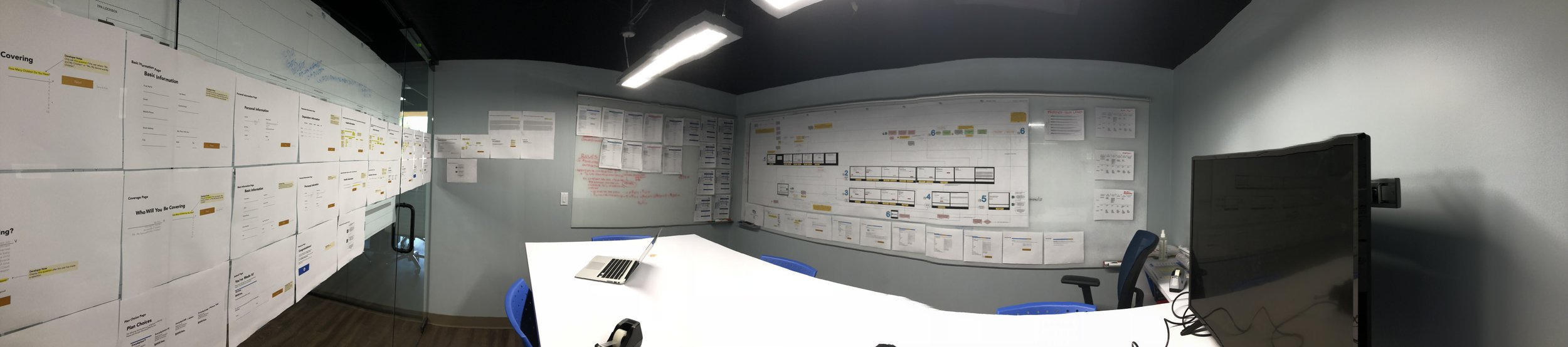Methodyze transforms conference rooms into end-to-end workflow masterpieces from which to better plan end-to-end flow of information and user actions in order to make systems elegantly sync and sing!