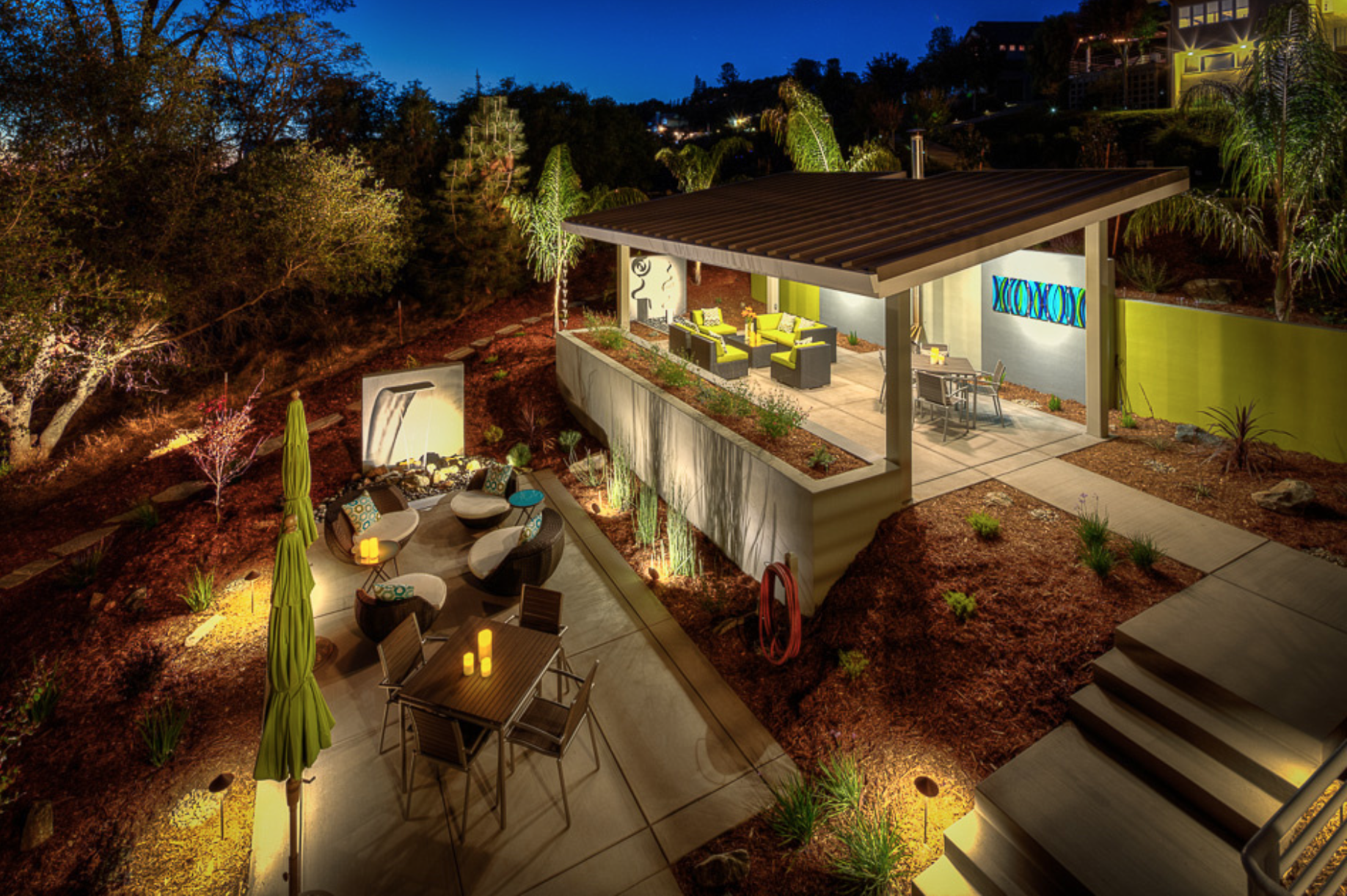 Jwa Landscape Concrete Construction El Dorado Hills Landscape Design