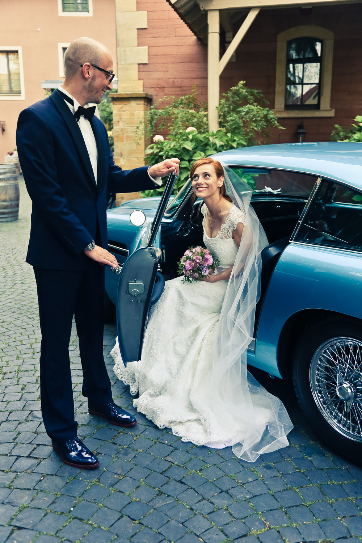 Verena & Valentino - Von Winning Winery, Germany