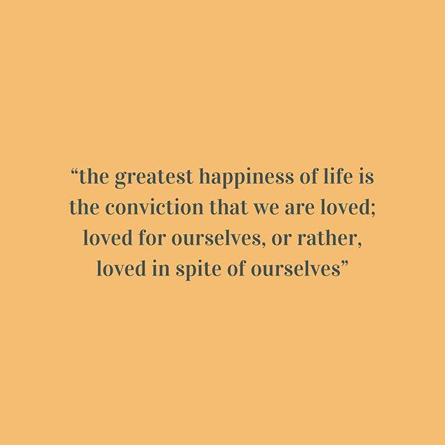 ...   #victorhugo #victorhugoquotes #darianova #dariasquoteoftheday #lovedinspiteofourselves #happinessquotes