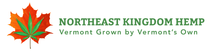 CBD - 100% organically grown in Vermont
