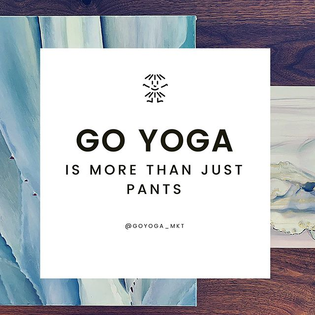 Taking the pants off 😂 Really though ... it's true. We are now @GoYoga_MKT 💕 Why?? We're about more than just pants 👖 I've been working with people in the past year or so making their passion projects a reality ✨& I want to keep that momentum going so here we are. ✌🏼❤️😘 . . . #gym #goyogamarket #alwaysevolving #yoga4all #yoga