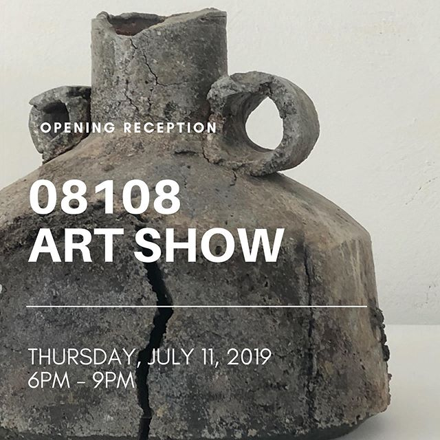 We are honored & excited to host a Collingswood Artist focused group show.  Opening Reception: Thurs 7/11/19 6p-9p . . The overarching curation for this show is not only to feature our local talent. It is also a look at the relationship of our interaction with our natural surroundings. A juxtaposition that creates less tension & more harmony. In this show, you can see both conceptual & literal iterations of this idea. Thank you to all the artists who inspired this show to become a reality. ✌🏼❤️✨ . . Wood Fired Vessel credit: Chris Bonner (@ChrisBonnerStudios on FB) . . #art #njart #collingswood #collingswoodart #collingswoodartists #supportyourlocalartist #philly #phillyart #clay #woodfired #08108